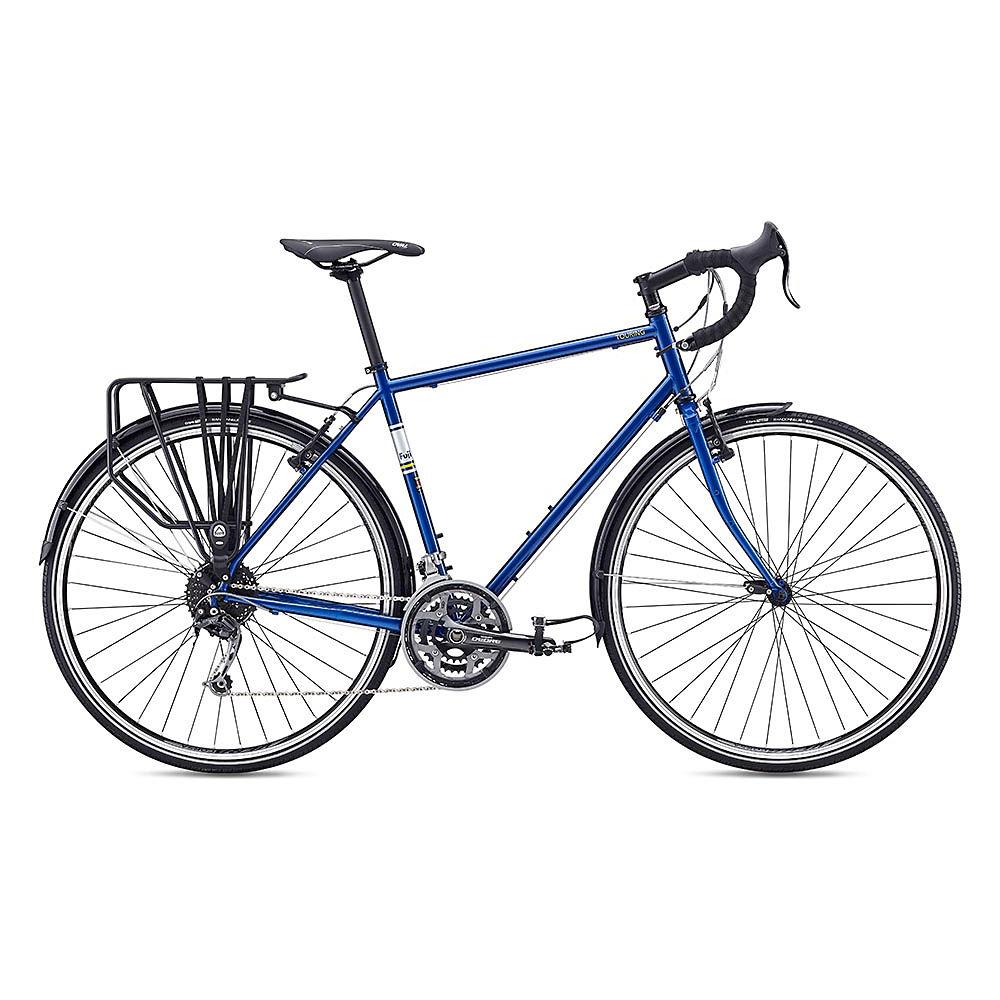 Fuji Touring Bike 2020 – Dark Blue – 64cm (25″), Dark Blue