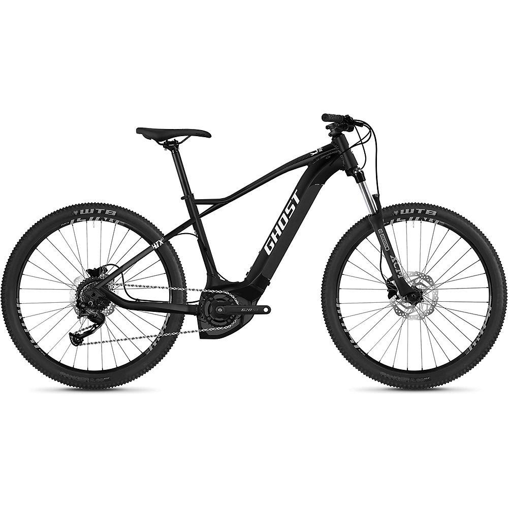Image of Ghost Hybride HTX 2.7+ Hardtail E-Bike 2020 - Noir - Blanc - M, Noir - Blanc