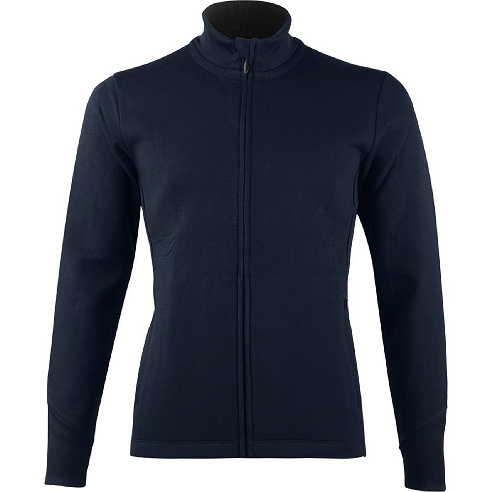Le Col Track Jacket - Navy - Xs  Navy