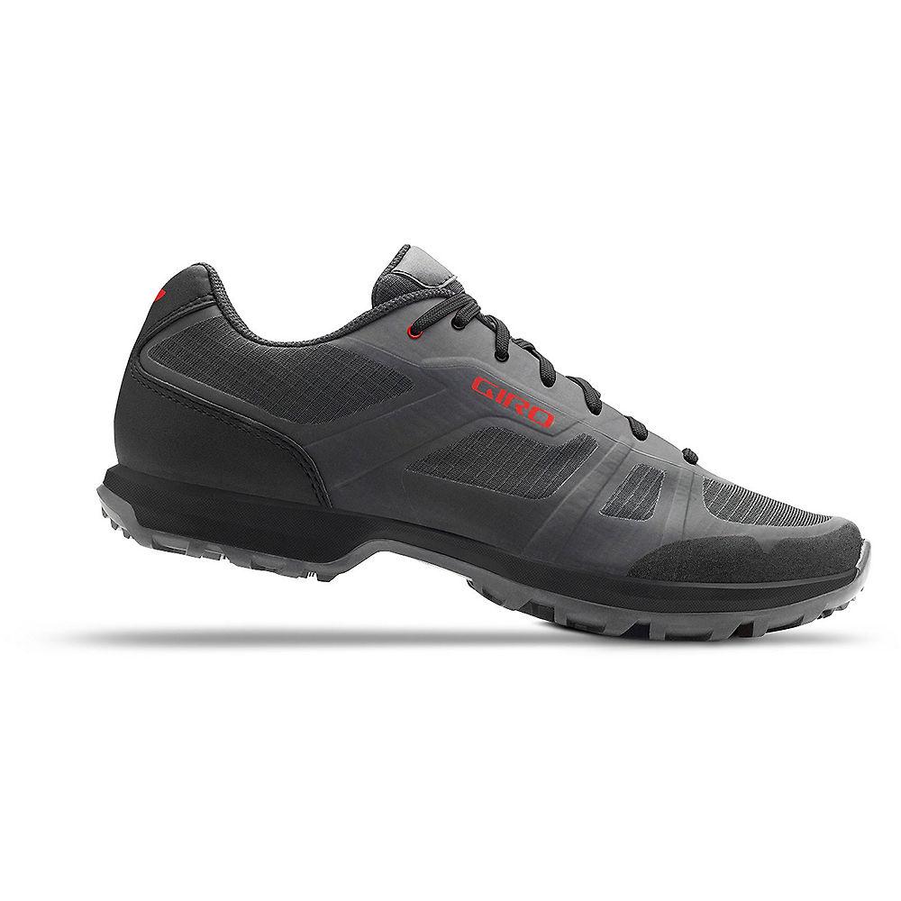Giro Womens Gauge Off Road Shoes 2020 - Titanium-dark Shadow - Eu 39  Titanium-dark Shadow