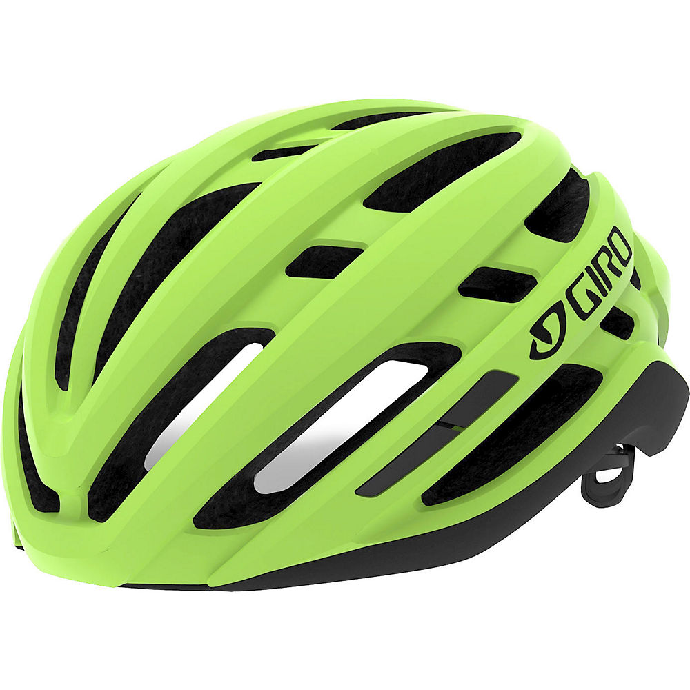 Giro Agilis Helmet - Highlight Yellow 20, Highlight Yellow 20