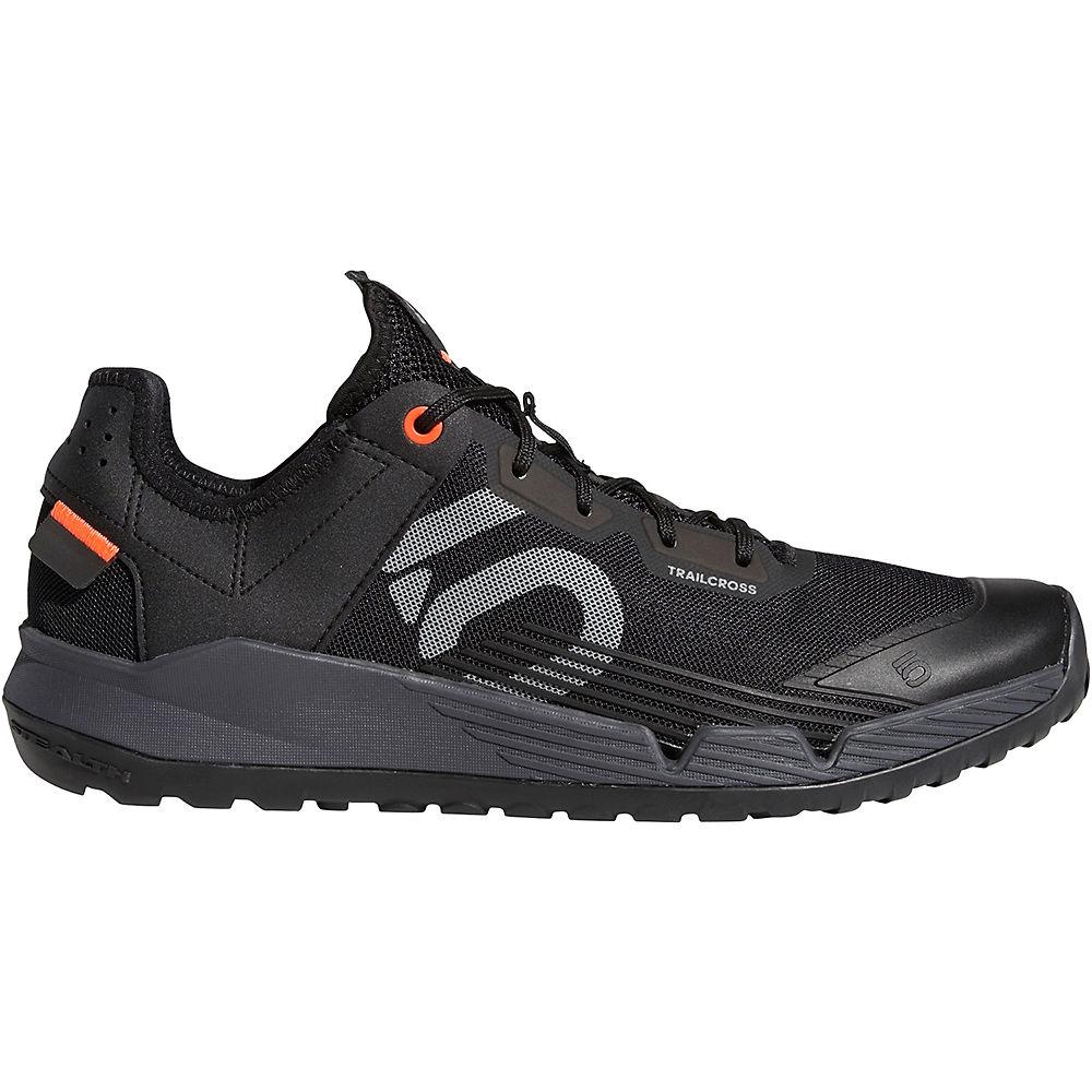Five Ten Trail Cross LT MTB Shoes - Black-Grey-Red - UK 11, Black-Grey-Red