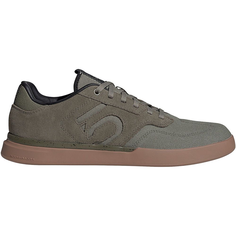 Five Ten Sleuth MTB Shoes - GREEN-GUM - UK 10.5, GREEN-GUM