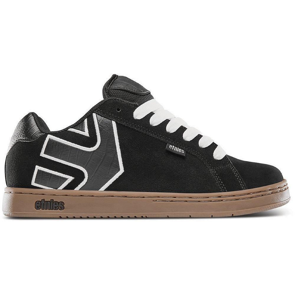 Etnies Fader Shoe 2020 - Black-white-gum - Uk 8  Black-white-gum