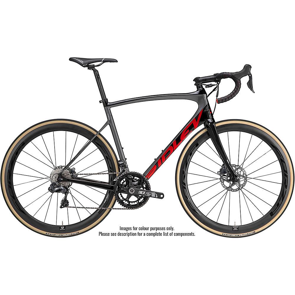 Ridley Fenix SL Disc 105 Road Bike 2020 - nero