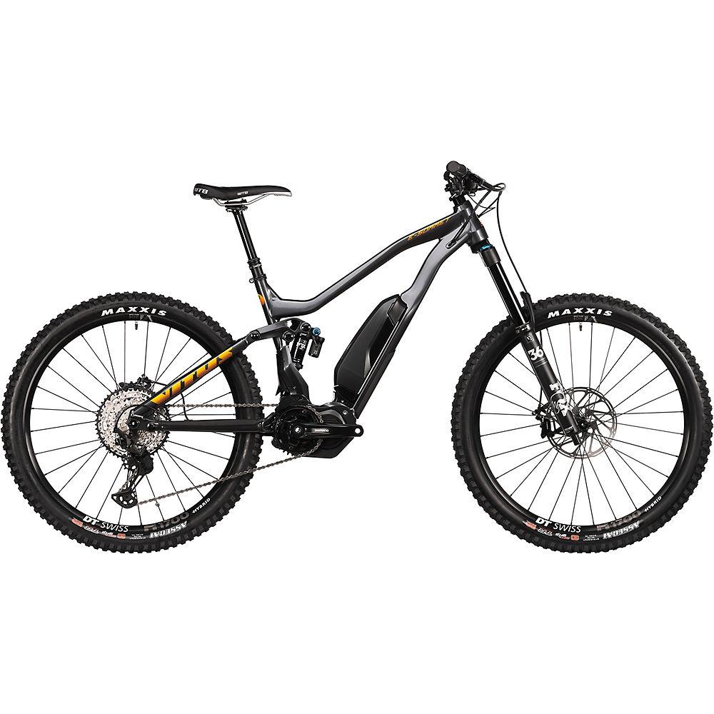 Bici elettrica Vitus E-Sommet 27 VRS (Sunset) 2020 - Sunset Black