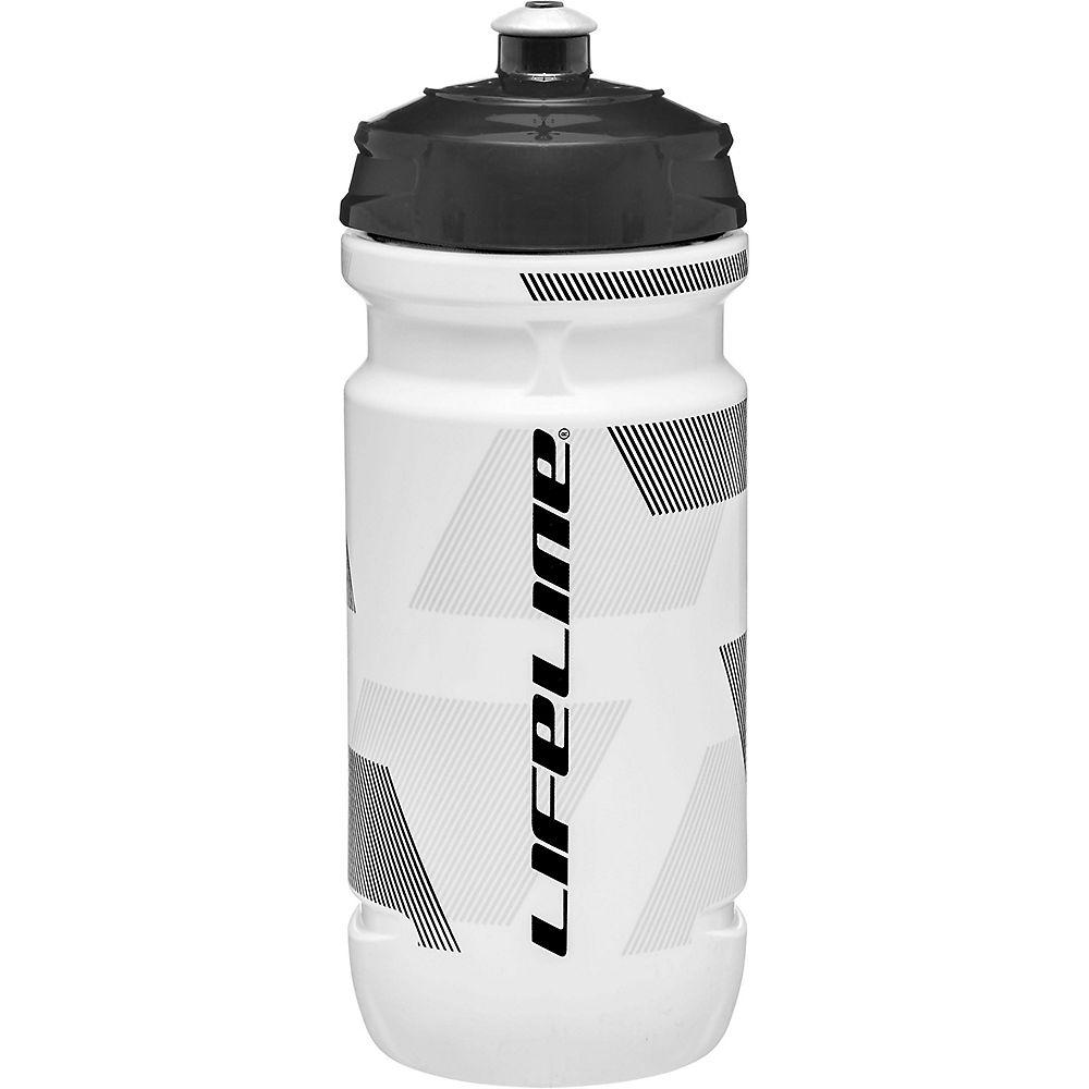 Lifeline Water Bottle 600ml - Transparent  Transparent