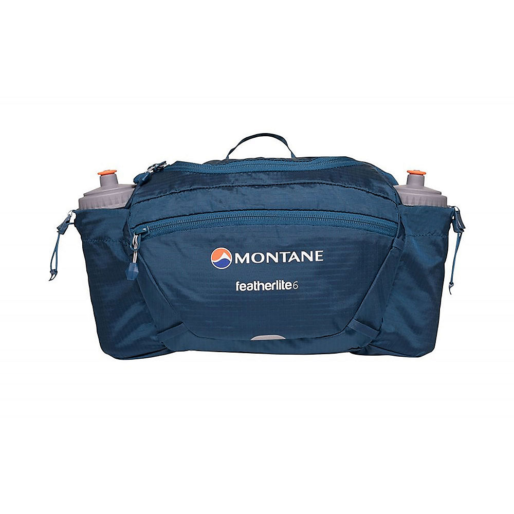 Montane Featherlite 6 Hydration Pack - Narwhal Blue - One Size, Narwhal Blue