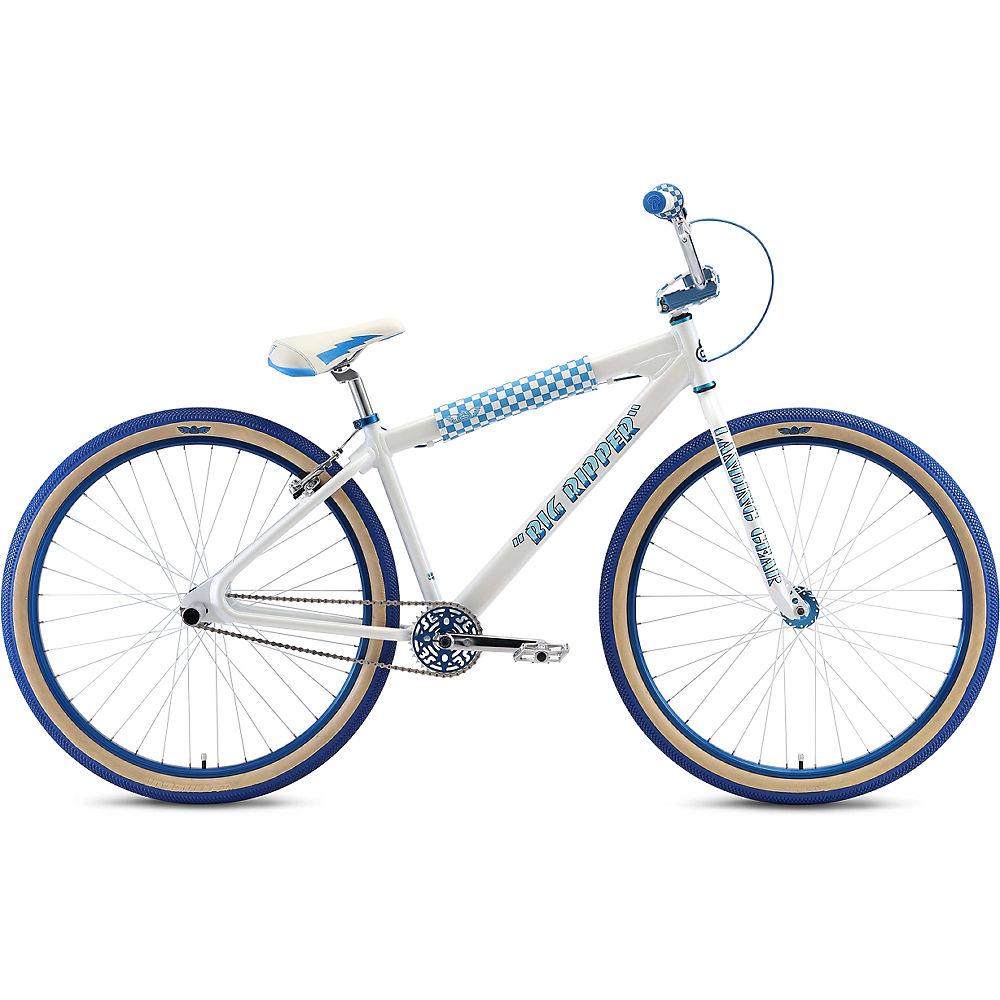 SE Bikes Big Ripper 29 2020 - Arctic White - 29