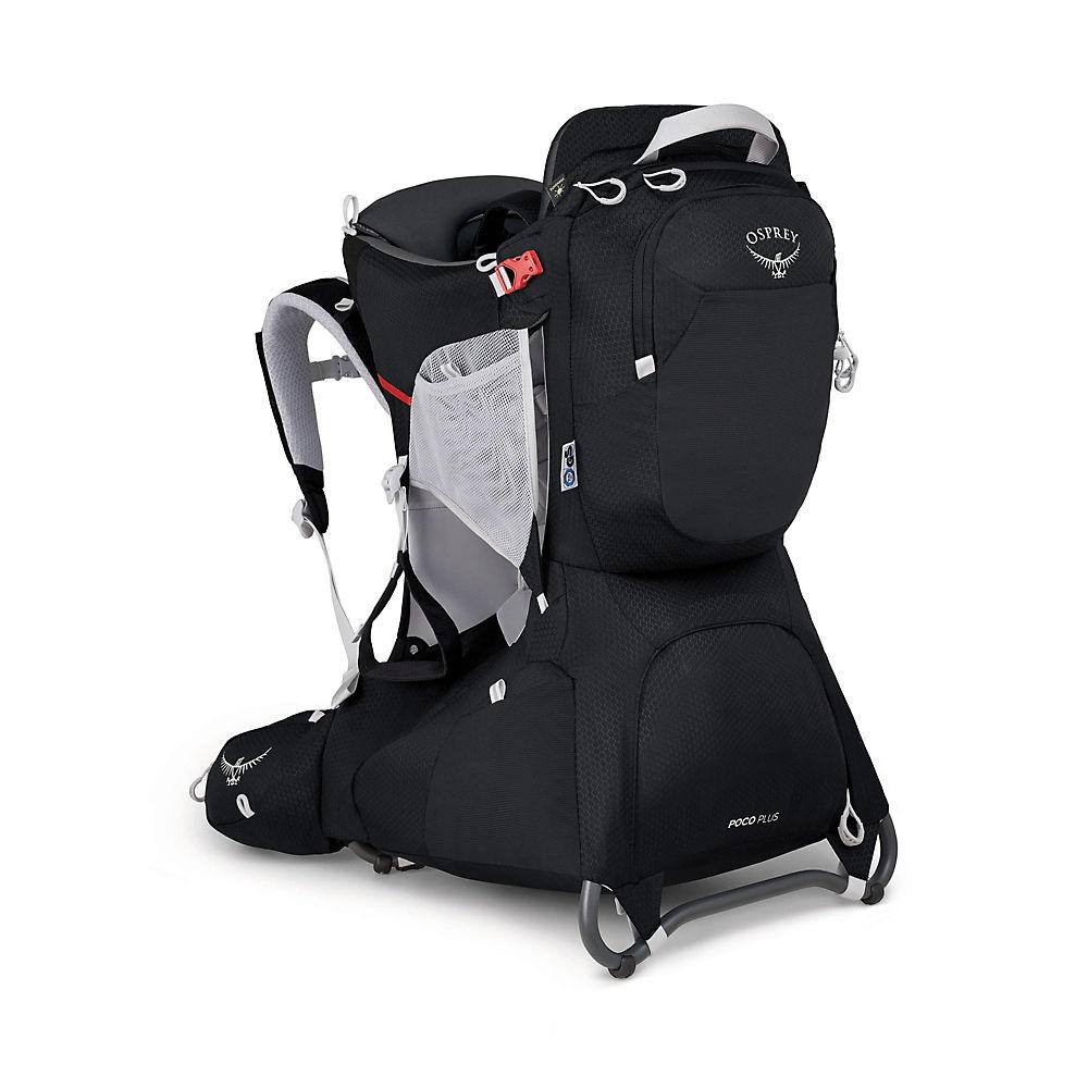Osprey Poco Plus Child Carrier  – Starry Black – One Size, Starry Black