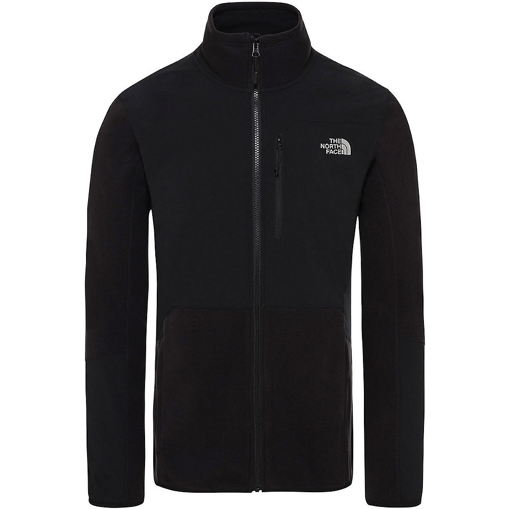 The North Face Glacier Pro Full Zip Fleece  - Tnf Black  Tnf Black