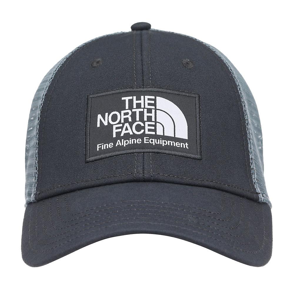 The North Face Mudder Trucker Hat  - Asphalt Grey - One Size  Asphalt Grey