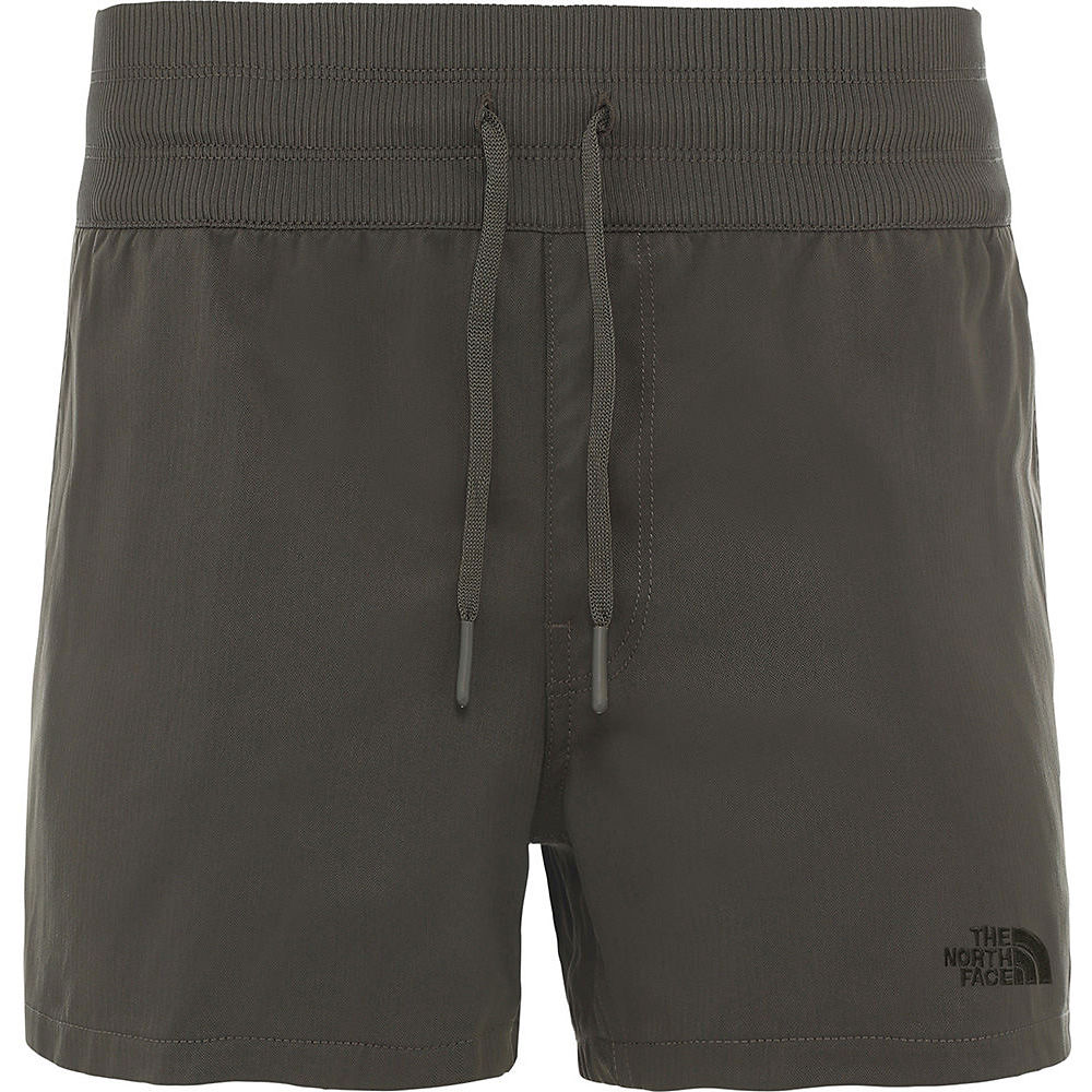 The North Face Womens Aphrodite Short  - New Taupe Green - L  New Taupe Green