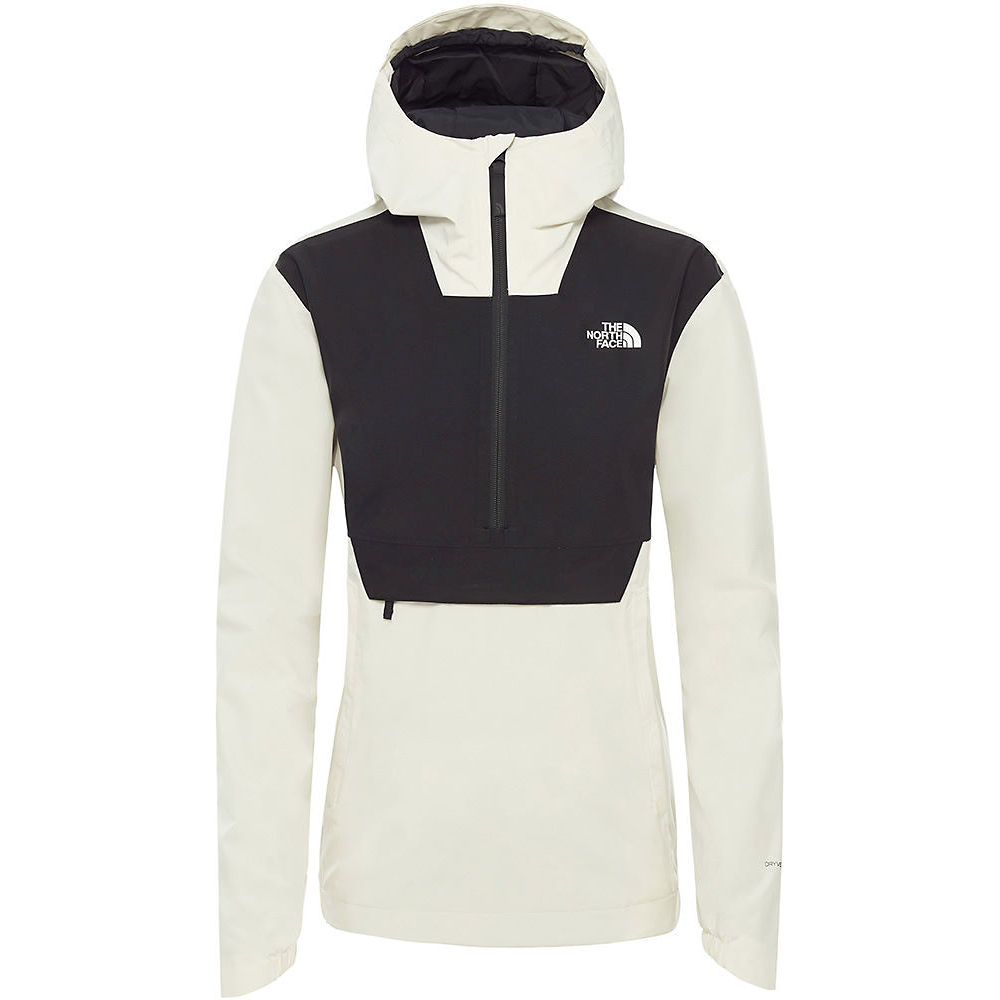 The North Face Womens Waterproof Fanorak  - Vintage White  Vintage White