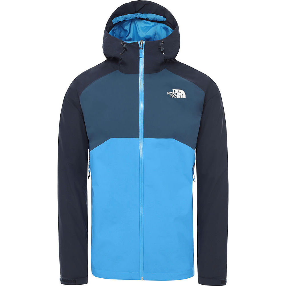 The North Face Stratos Jacket  - Clear Lake Blue-urban Navy  Clear Lake Blue-urban Navy