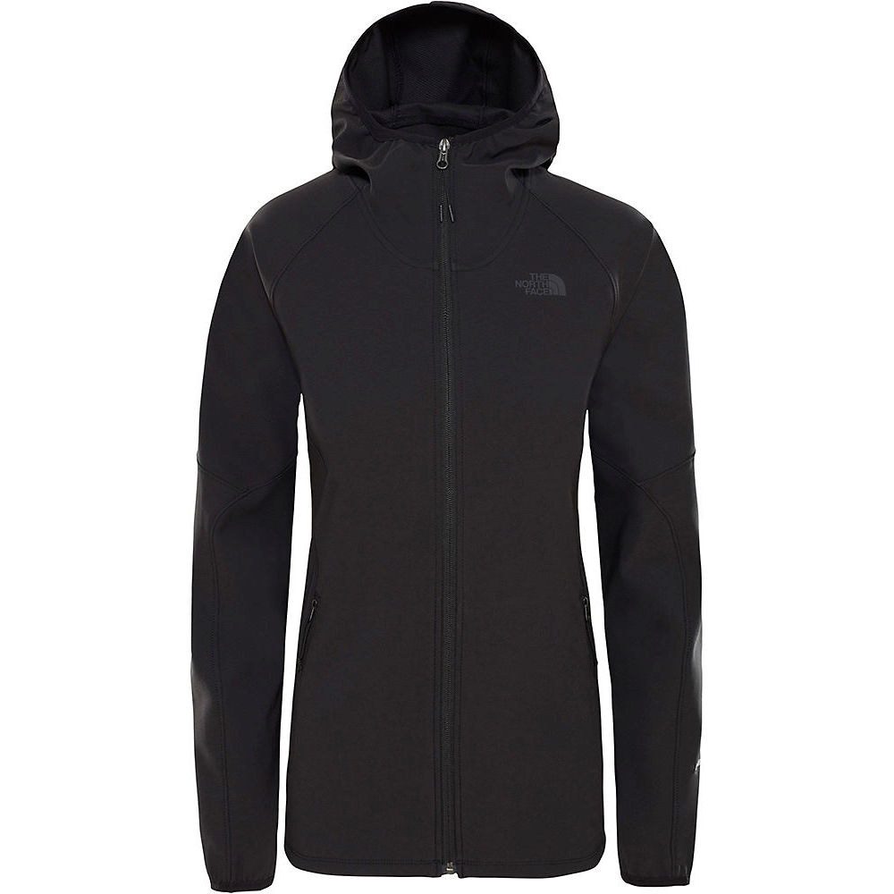 The North Face Womens Apex Nimble Hoodie  - Tnf Black  Tnf Black