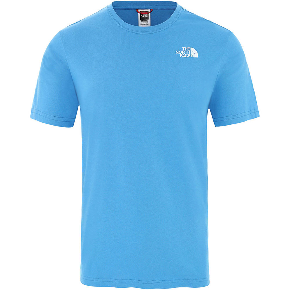 The North Face Short Sleeve Redbox Tee  - Clear Lake Blue - M  Clear Lake Blue