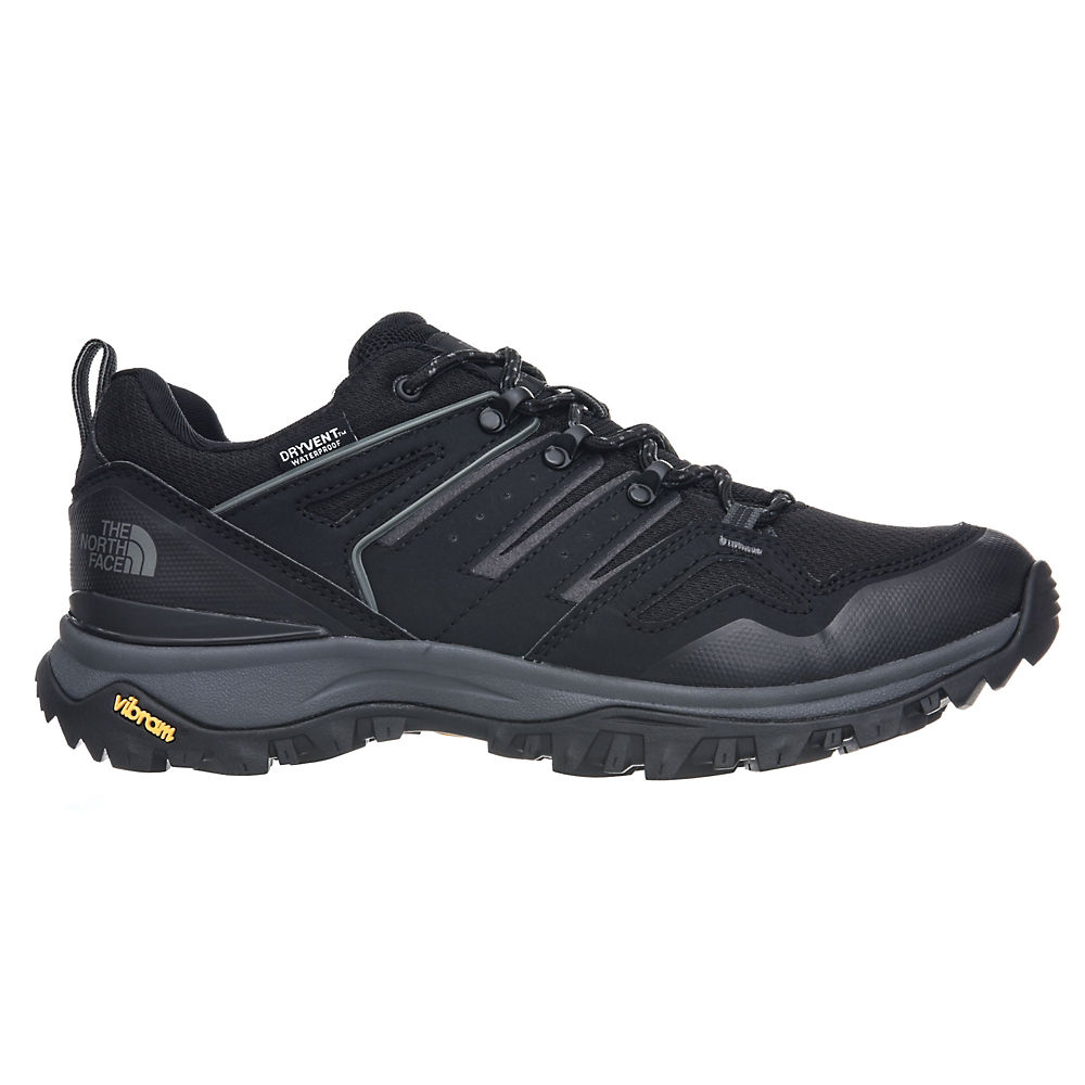 The North Face Hedgehog Fastpack Ii Waterproof Shoes  - Tnf Black-dark Shadow Grey - Uk 7  Tnf Black-dark Shadow Grey