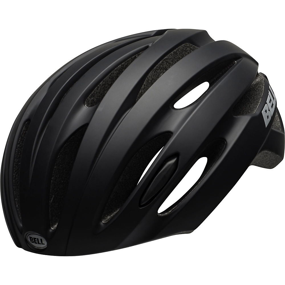 Image of Bell Avenue MIPS Helmet 2020 - Matte- Gloss Black 20 - One Size, Matte- Gloss Black 20