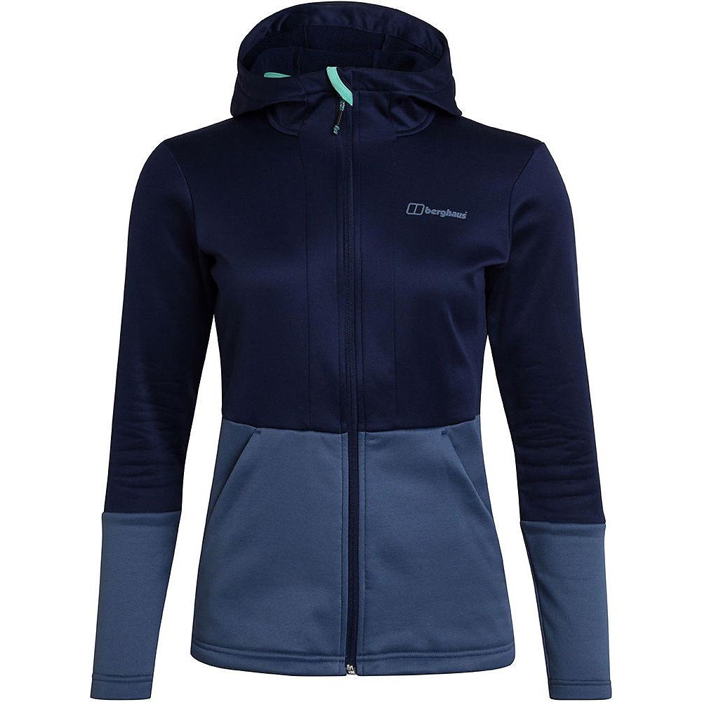 berghaus women's motionik jacket  - uk 10 - dusk-vintage indigo