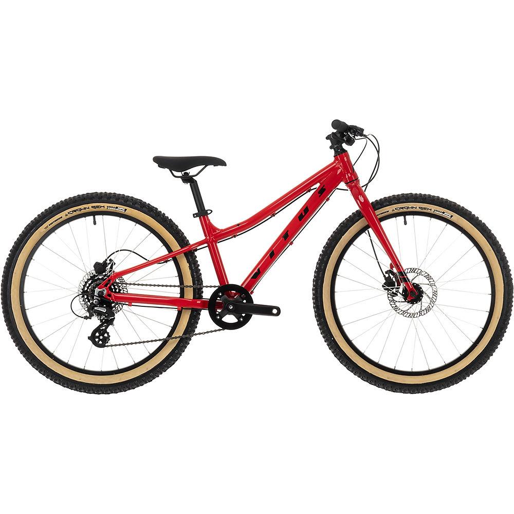 Bicicleta infantil Vitus 24+ 2021 - Rojo, Rojo