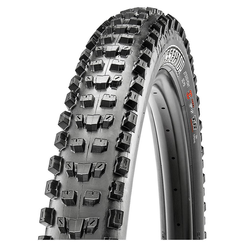 Maxxis Dissector MTB Tyre - 3CT - EXO - TR - Black - Folding Bead, Black