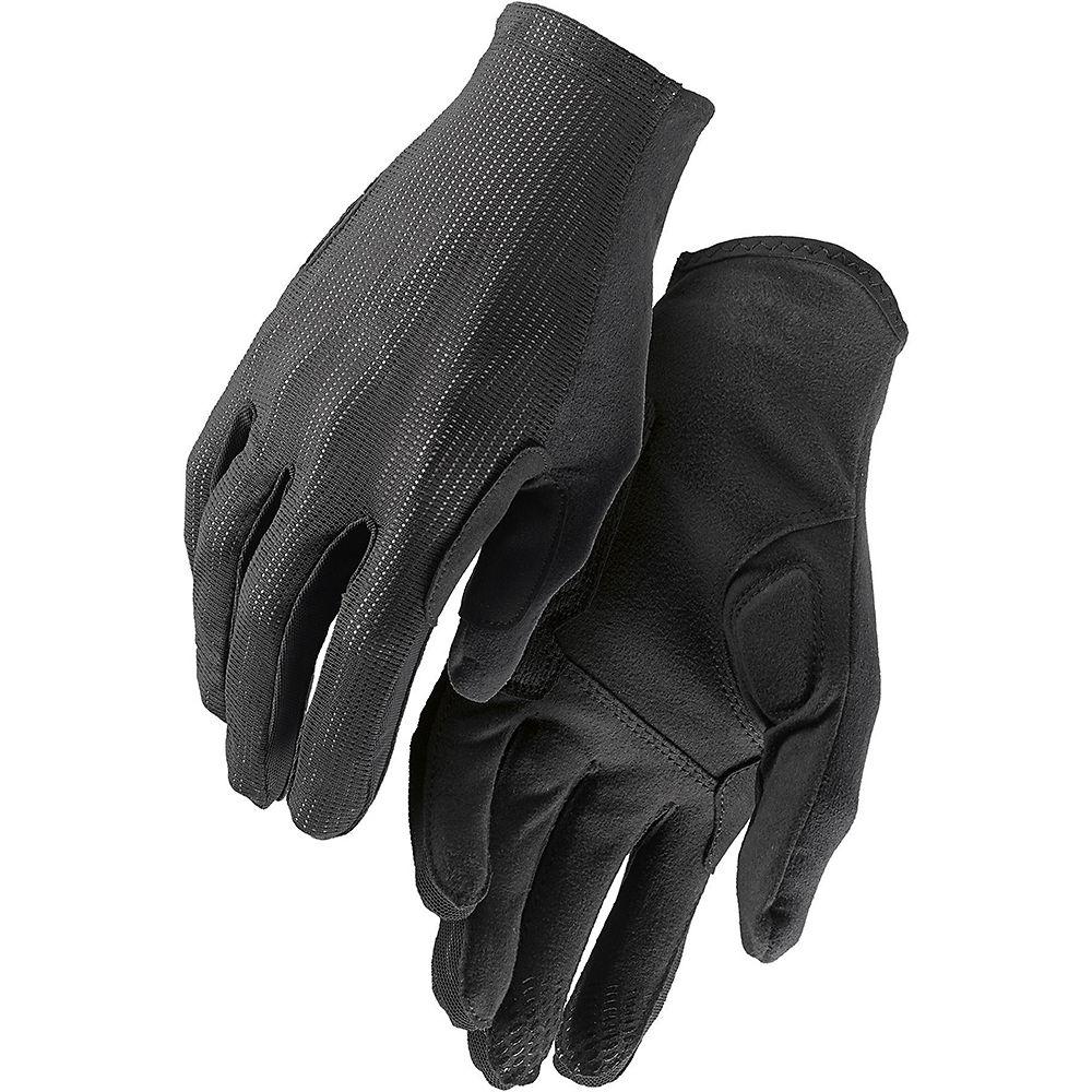 Assos XC FF Gloves - Black Series - XS, Black Series