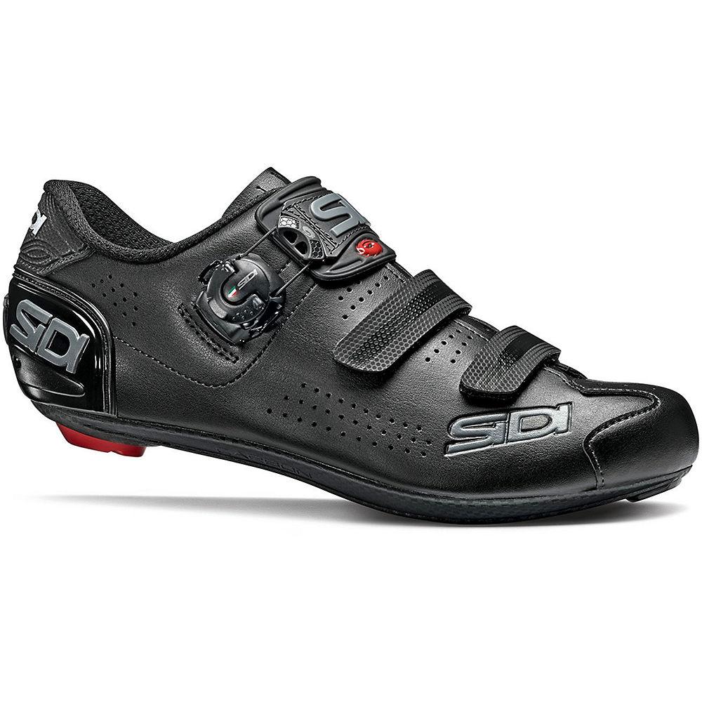 Sidi Alba 2 Road Shoes - Black-Black - EU 42, Black-Black