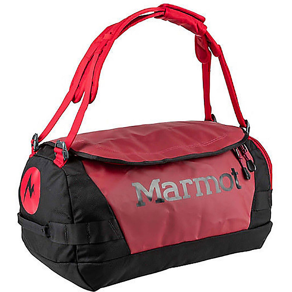 Image of Marmot Long Hauler Duffel Small - Brick-Black - OS, Brick-Black