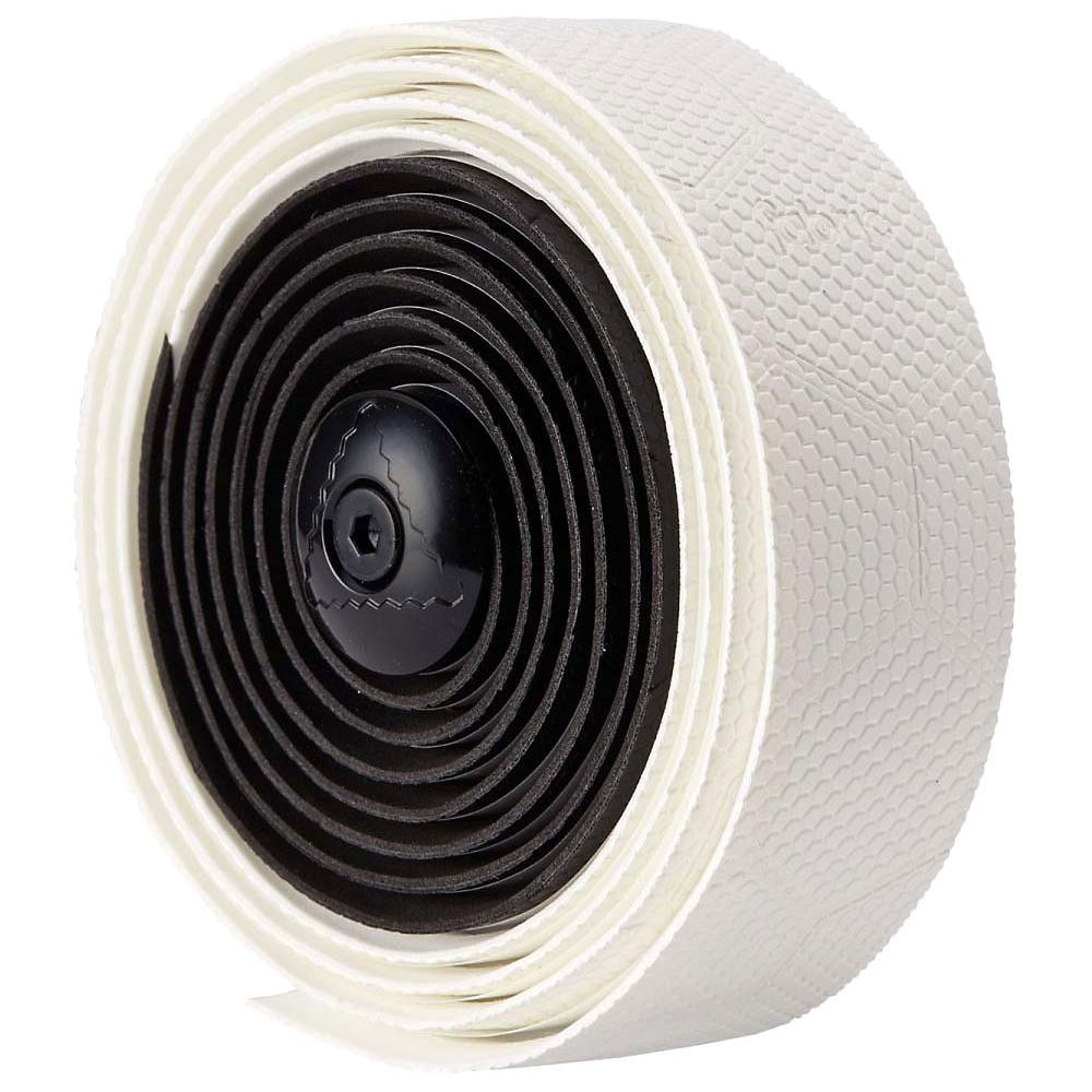 Fabric Hex Duo Bar Tape - Black And White  Black And White
