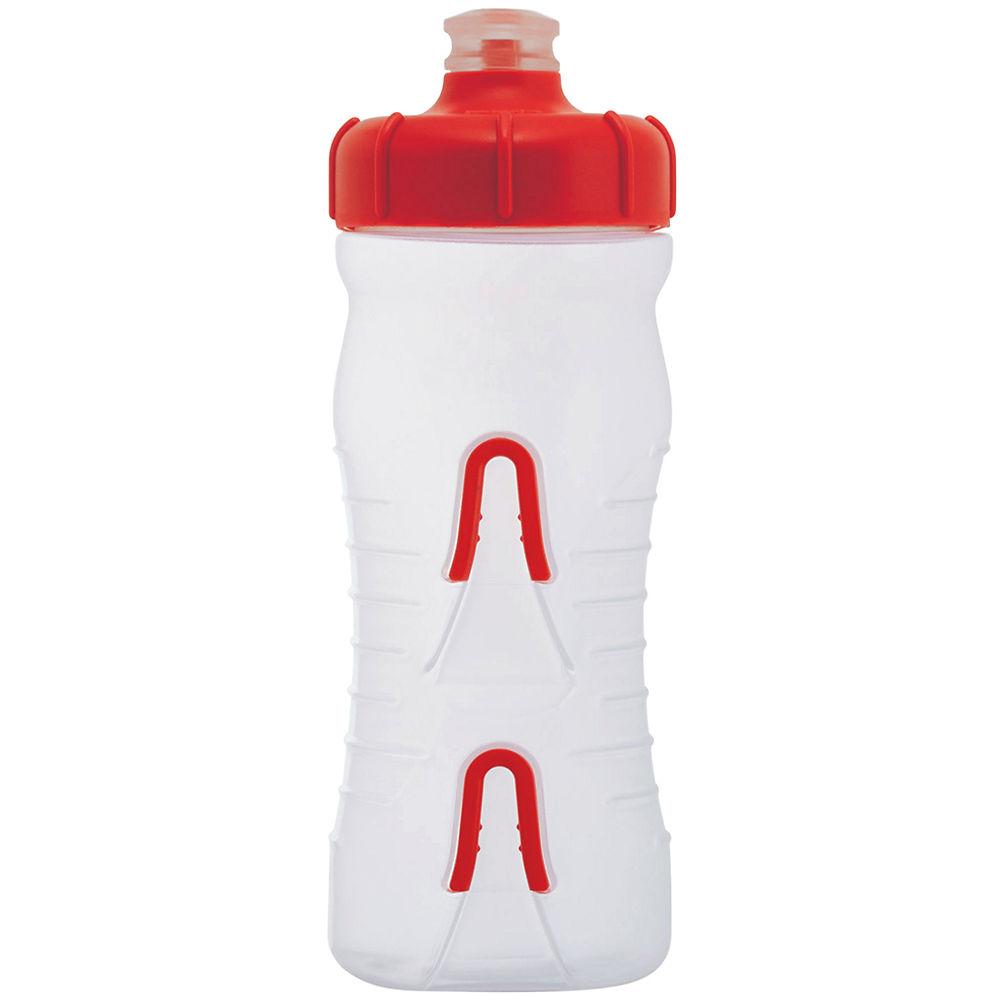 ComprarFabric Cageless Bottle - Rojo transparente - 600ml, Rojo transparente