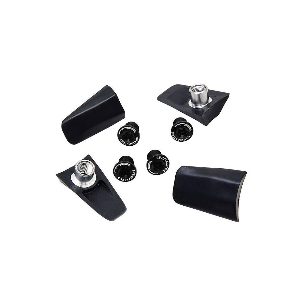 Ta Dura-ace R9100 Bolt Covers - Black  Black