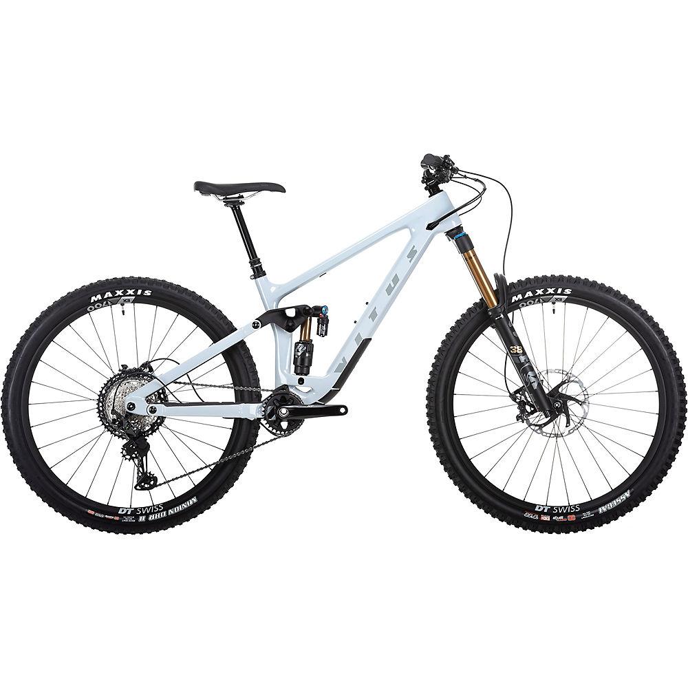 Bicicleta de montaña Vitus Sommet 29 CRX 2021 - Oryx White, Oryx White