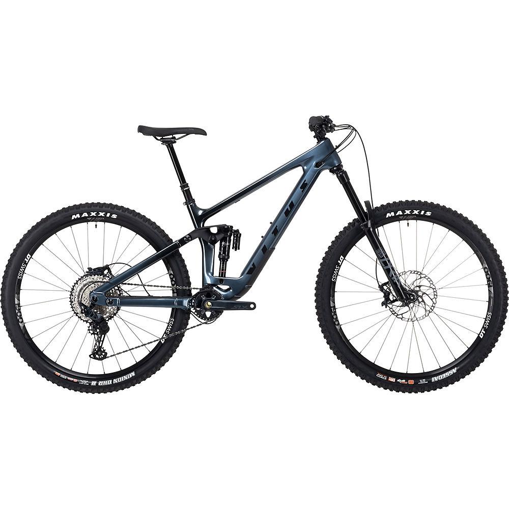 Bicicleta de montaña Vitus Sommet 29 CRS 2021 - Midnight Blue, Midnight Blue