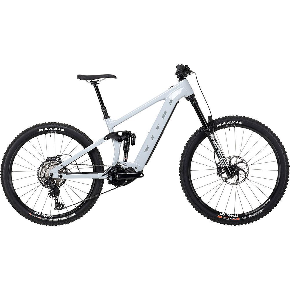 Vitus E-Sommet 297 VRX Mountain Bike 2021 - Oryx White - XL, Oryx White
