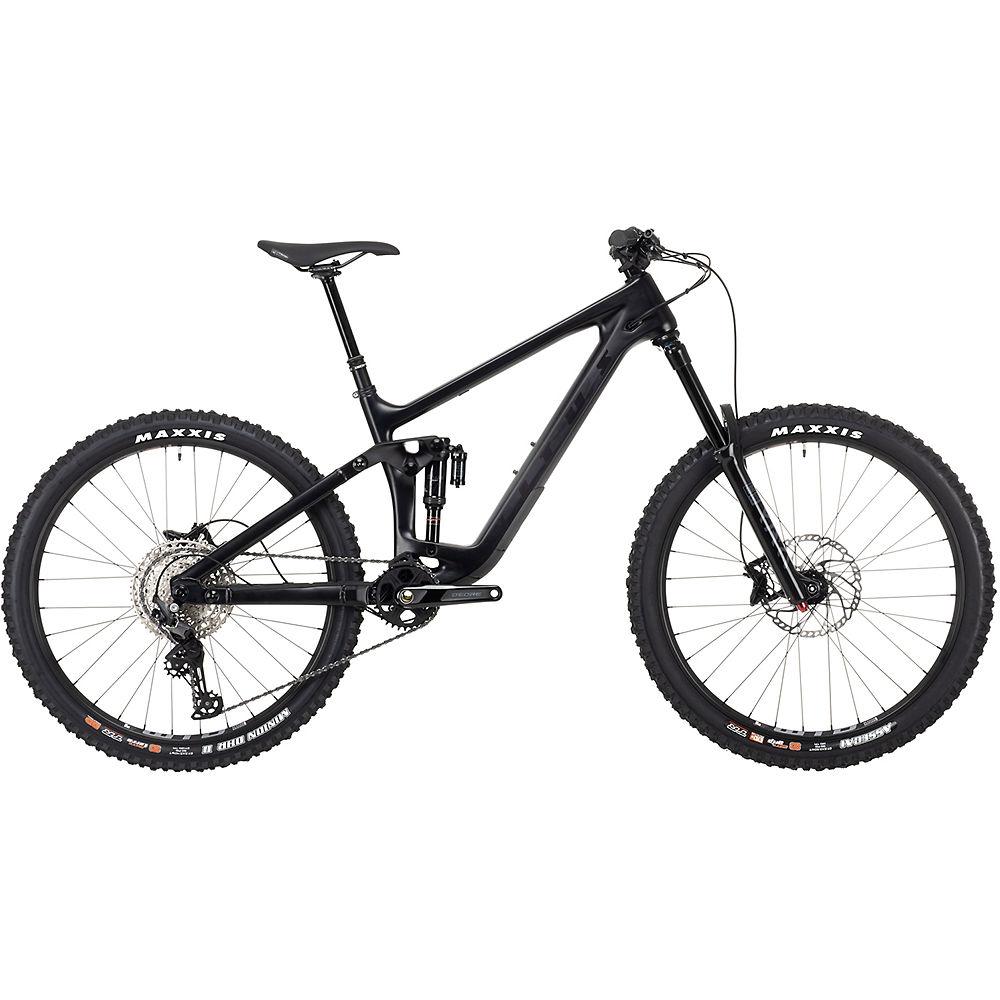 Bicicleta de montaña Vitus Sommet 27 CR 2021 - Burnt Charcoal, Burnt Charcoal