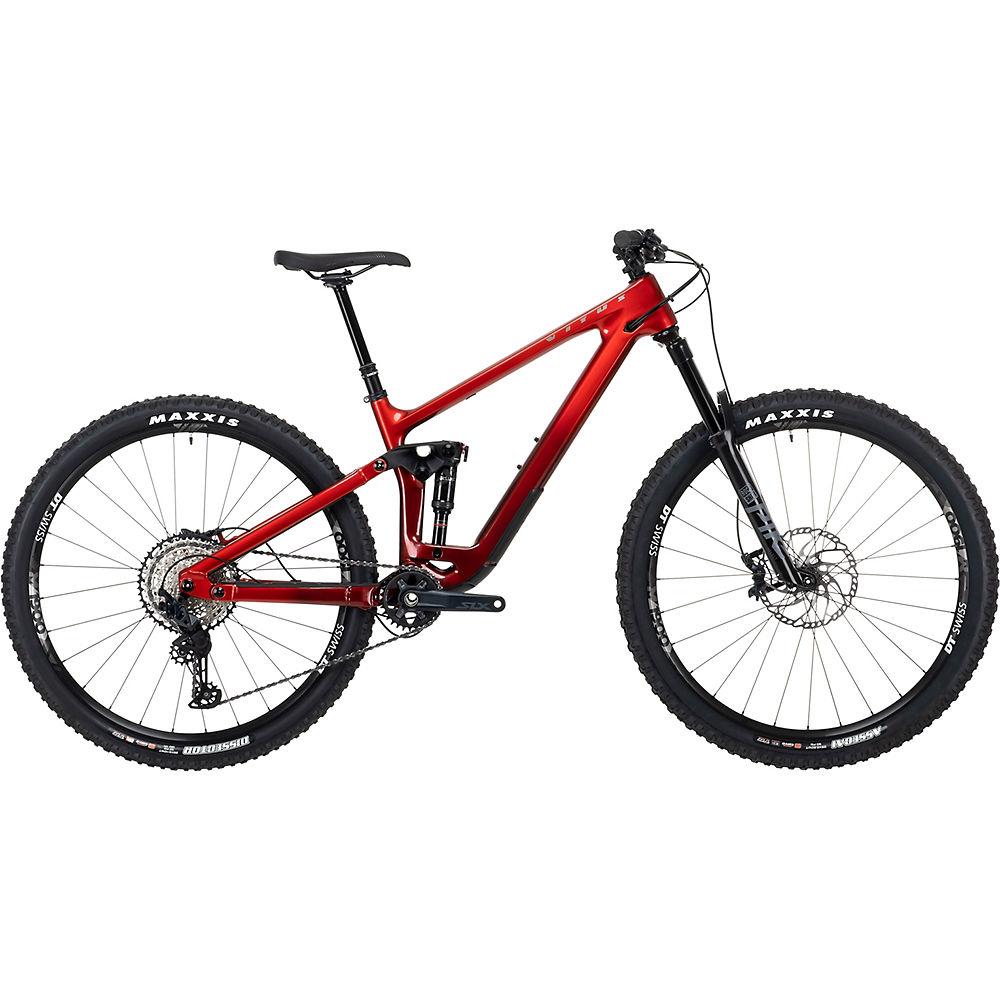 Bicicleta de montaña Vitus Escarpe 29 CRS 2021 - Burnt Red, Burnt Red