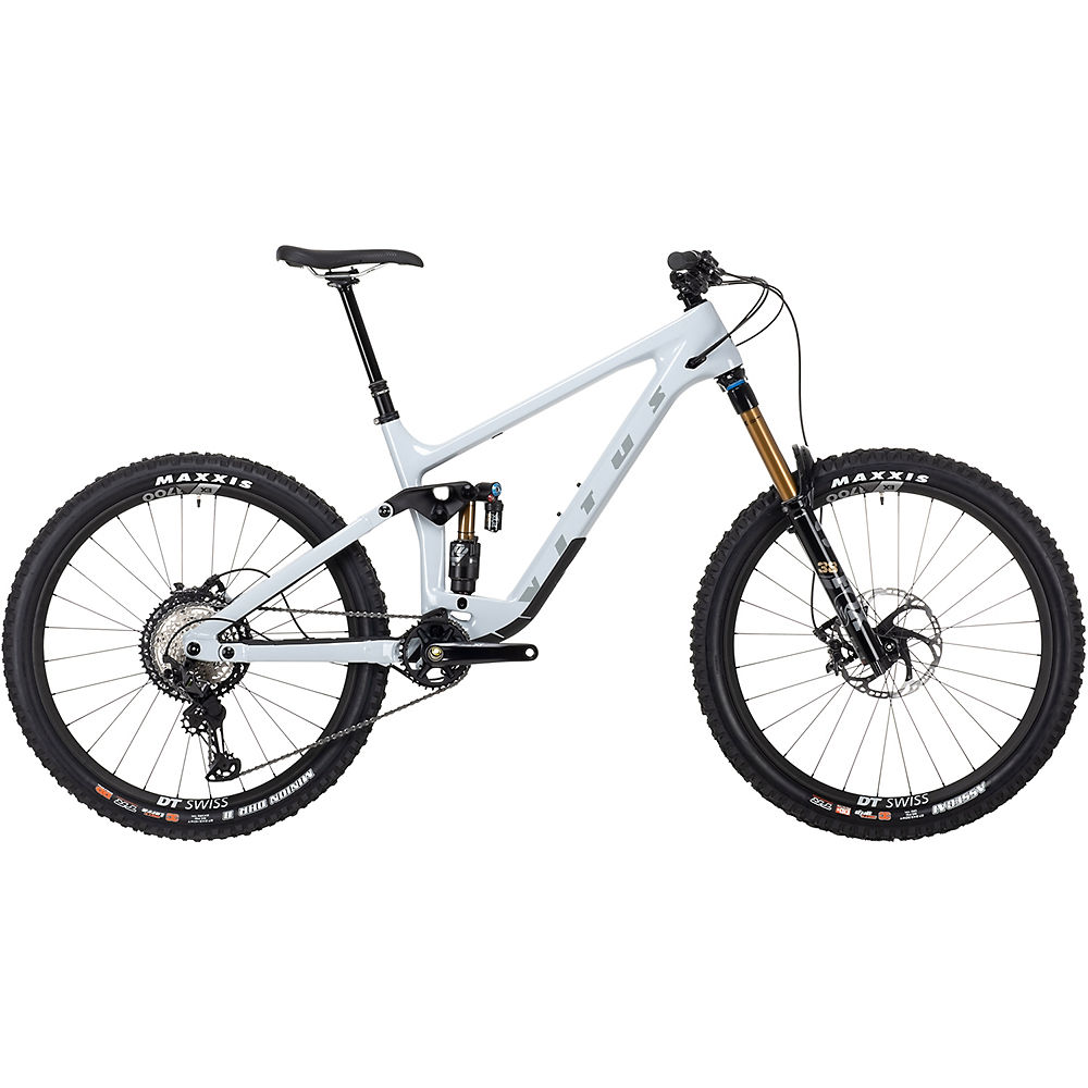 Bicicleta de montaña Vitus Sommet 27 CRX 2021 - Oryx White, Oryx White