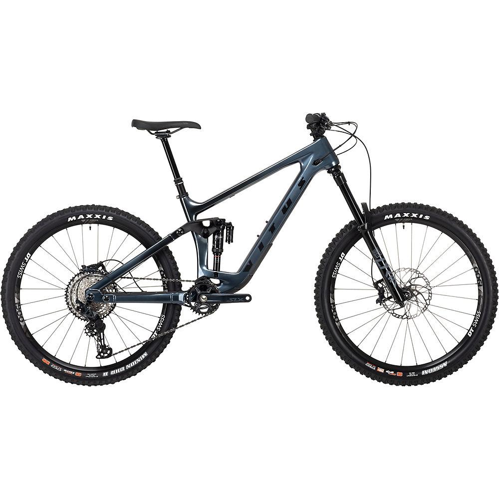 Bicicleta de montaña Vitus Sommet 27 CRS 2021 - Midnight Blue, Midnight Blue