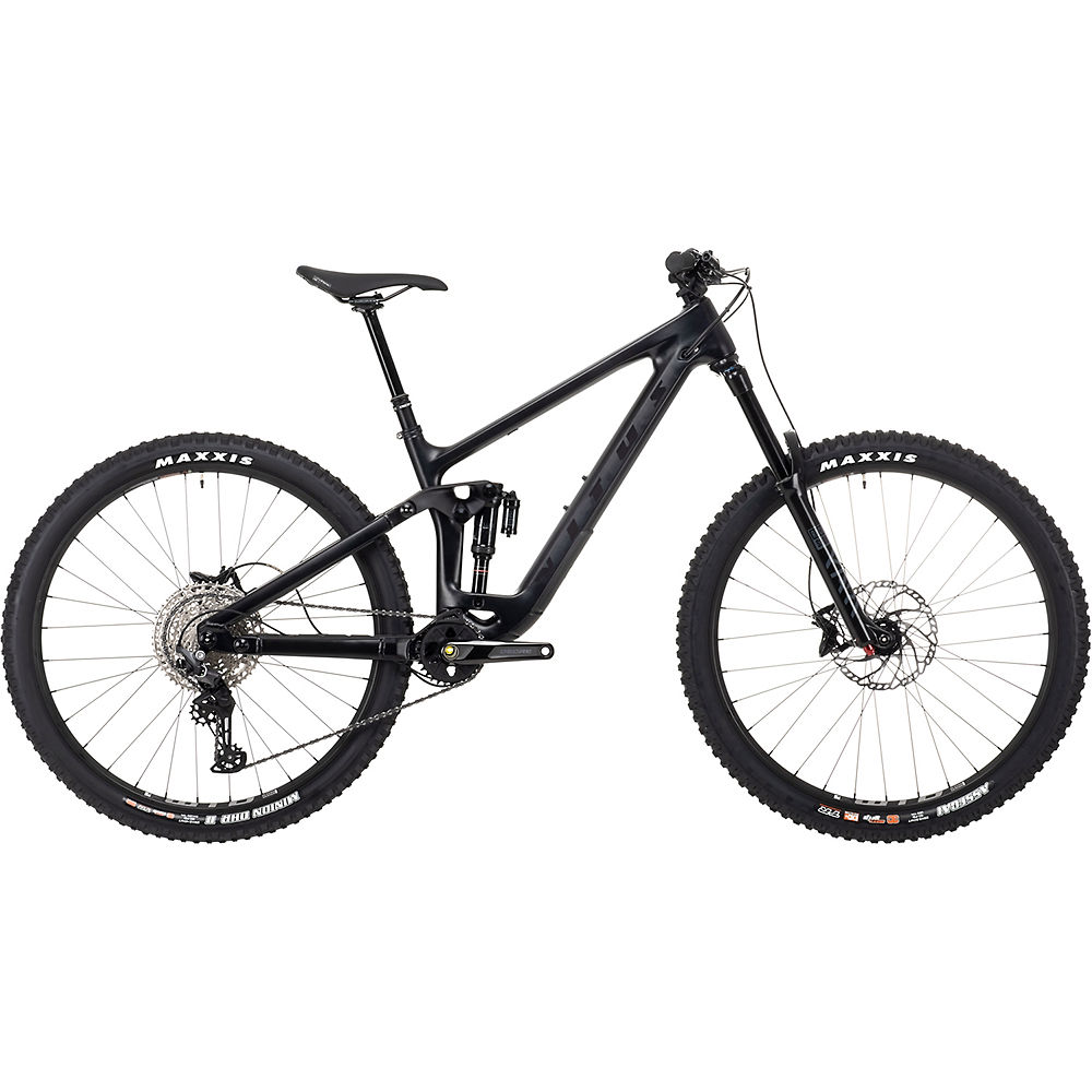 Bicicleta de montaña Vitus Sommet 29 CR 2021 - Burnt Charcoal, Burnt Charcoal