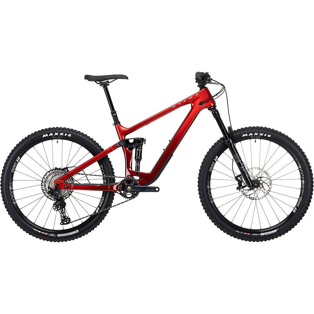 Bicicleta de montaña Vitus Escarpe 27 CRS 2021 - Burnt Red, Burnt Red