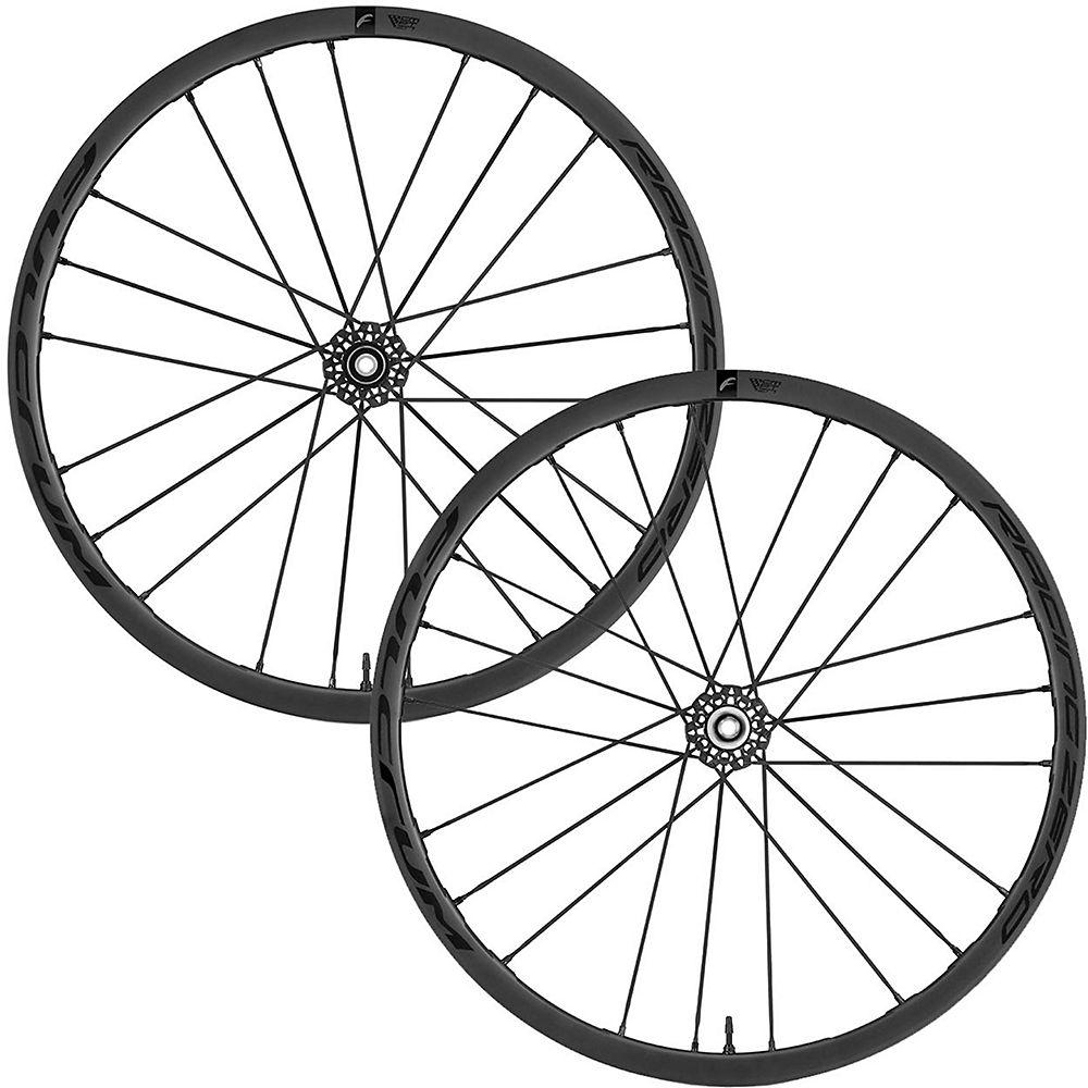 Fulcrum Racing Zero Competizione Db Wheelset - Black - Shimano  Black