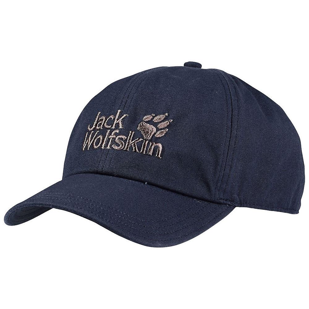 Image of Jack Wolfskin BASEBALL CAP - Bleu nuit - One Size, Bleu nuit
