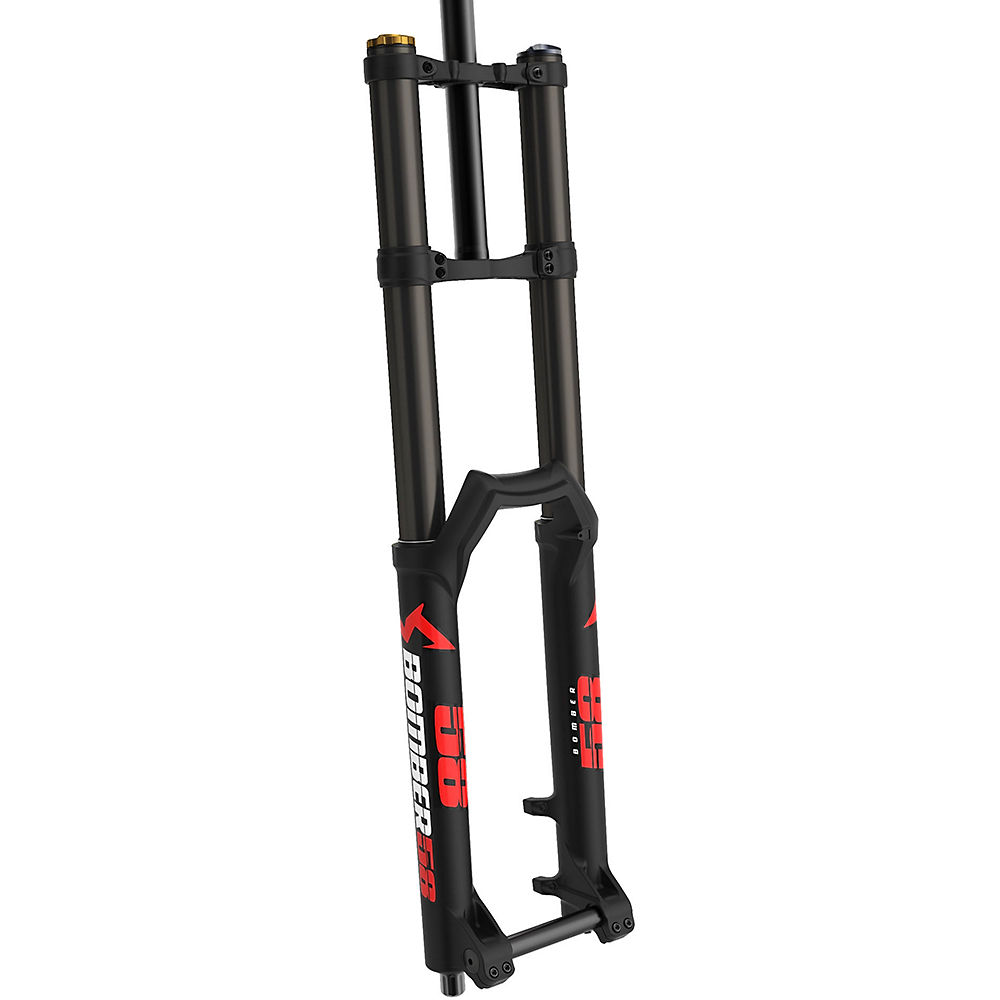 Image of Marzocchi Bomber 58 DH MTB Forks 2021 - Noir - 203mm Travel, Noir
