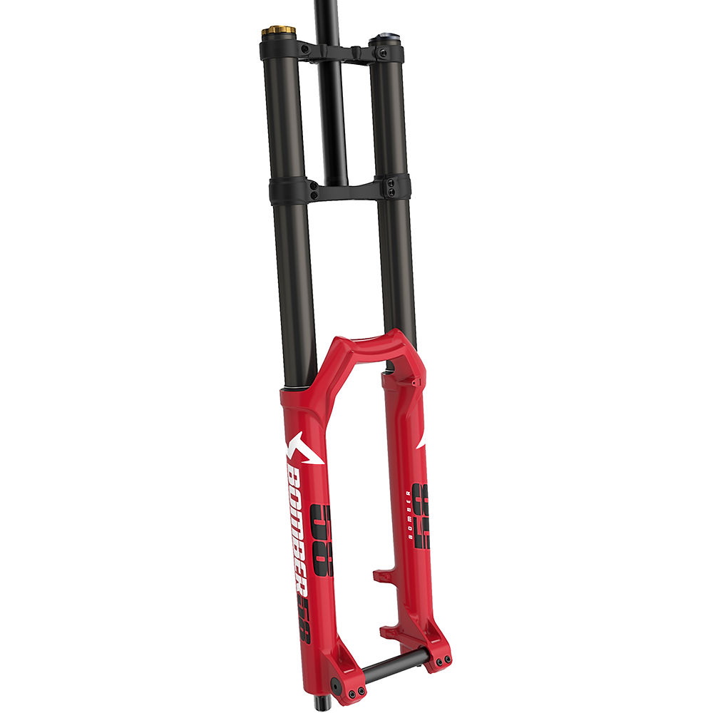 Image of Marzocchi Bomber 58 DH MTB Forks 2021 - Rouge - 203mm Travel, Rouge
