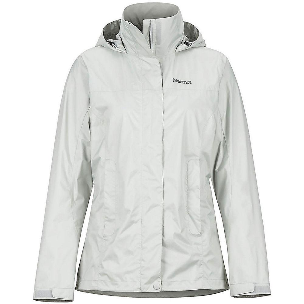 Image of Marmot Women's PreCip Eco Plus Jacket - Platine - XS, Platine