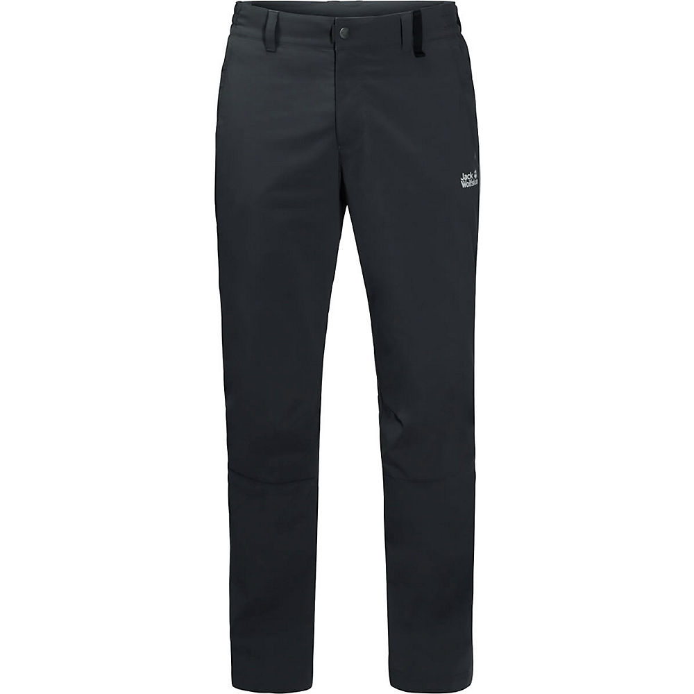 Image of Jack Wolfskin Activate Light Trousers - Phantom, Phantom
