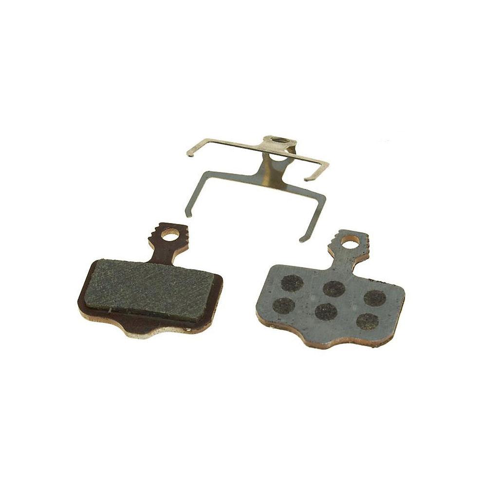 Image of Avid Level Disc Brake Pads - Organic - Steel Back Plate