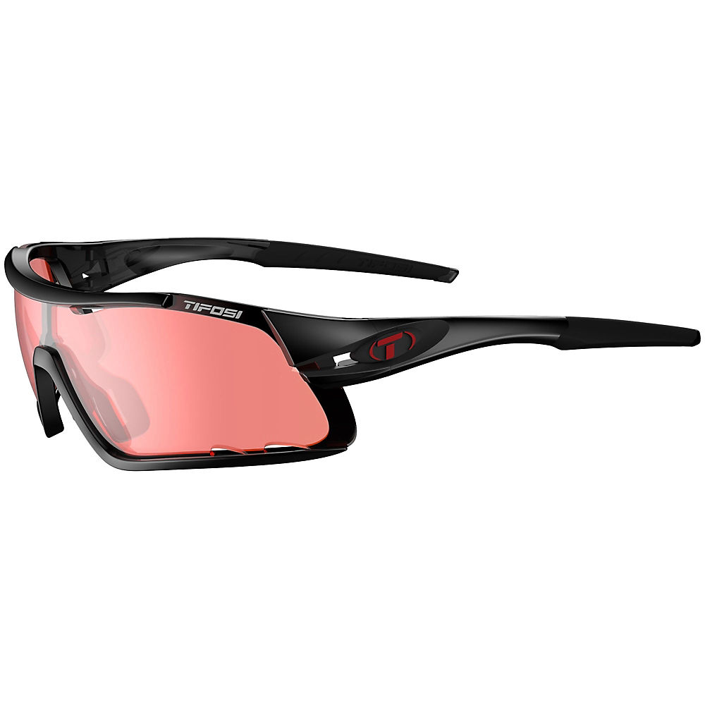 Tifosi Davos Clarion Sunglasses - Crystal Black Enlive  Crystal Black Enlive