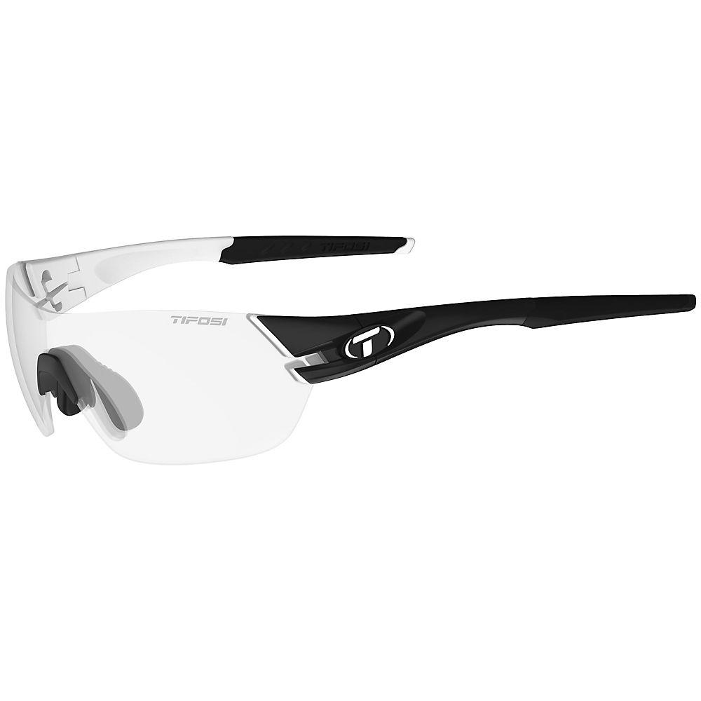Tifosi Slice Fototec Lens Sunglasses - Black-white-fototec  Black-white-fototec